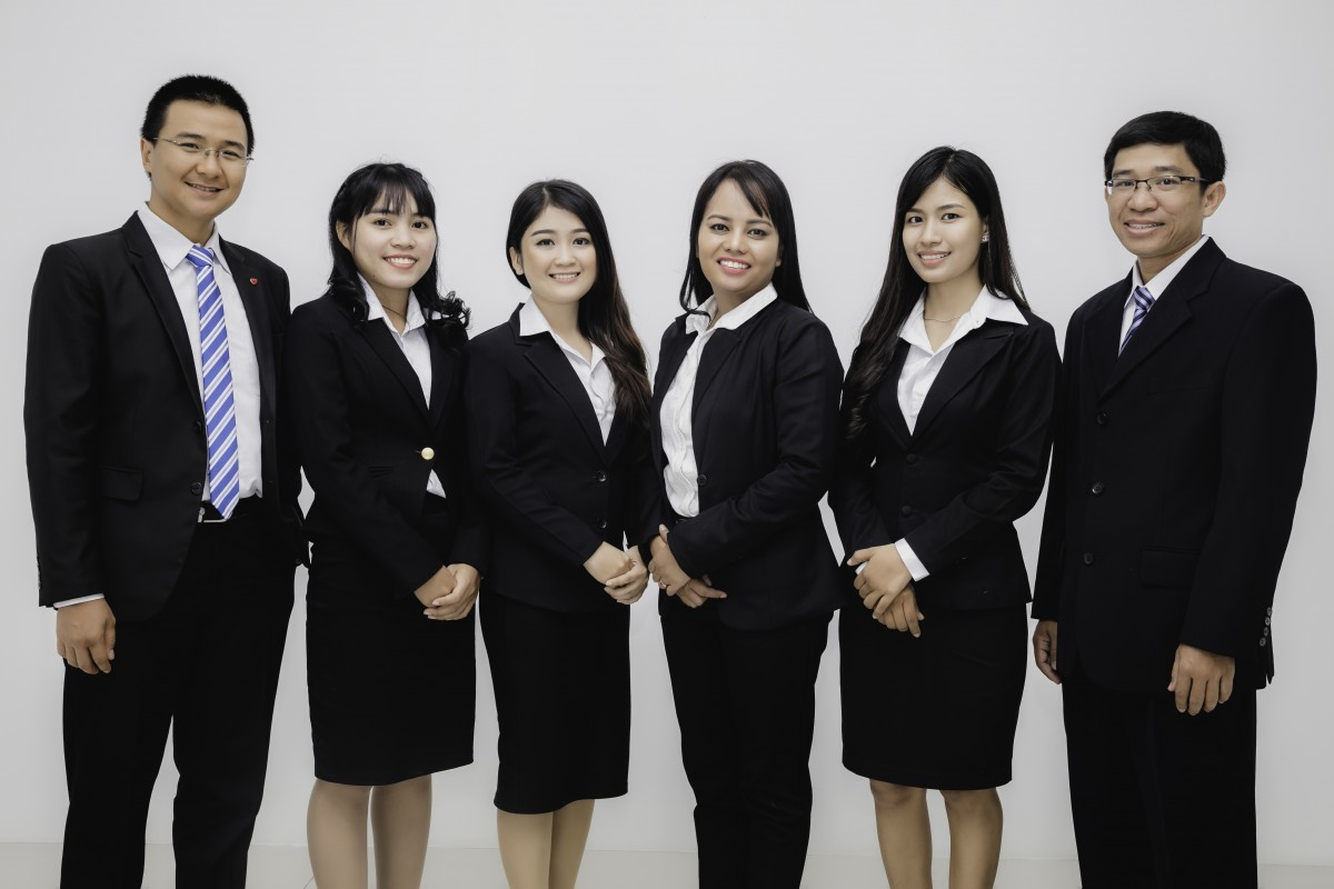 Please meet our staff